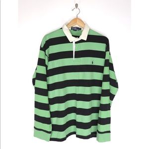 Ralph Lauren Polo Long Sleeve (great color way)